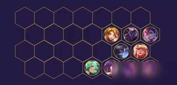 《LOL》云顶之弈10.14皇风女团咋玩经营方法共享-252卡盟