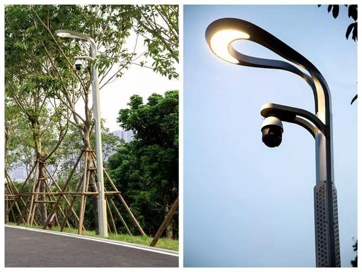 智慧路灯与普通路灯的区别