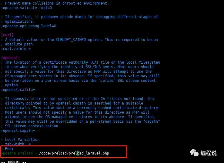 php7.4重量级特性:预加载