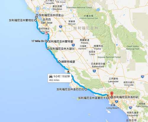 美国有哪些经典的自驾游路线,沿途重点的景点都有哪些呢?