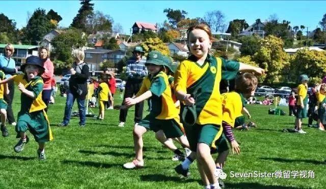 新西兰小学教育介绍