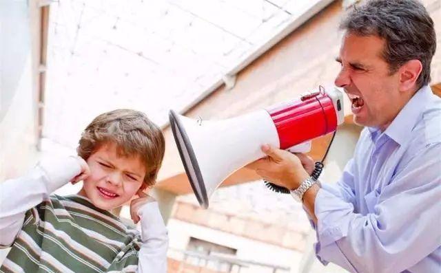 大吼大叫是以教育之名行伤害之事